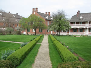 Archaeological and Historical Studies, Great House Garden